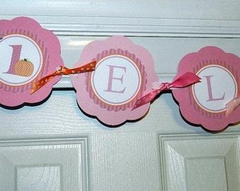 Fall Birthday Party -  Fall Birthday Decorations- Fall Birthday