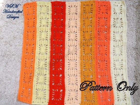 You Are My Sunshine Crochet Blanket Pattern 2016 Car ...