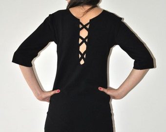 Vintage 90's Little Black Dress