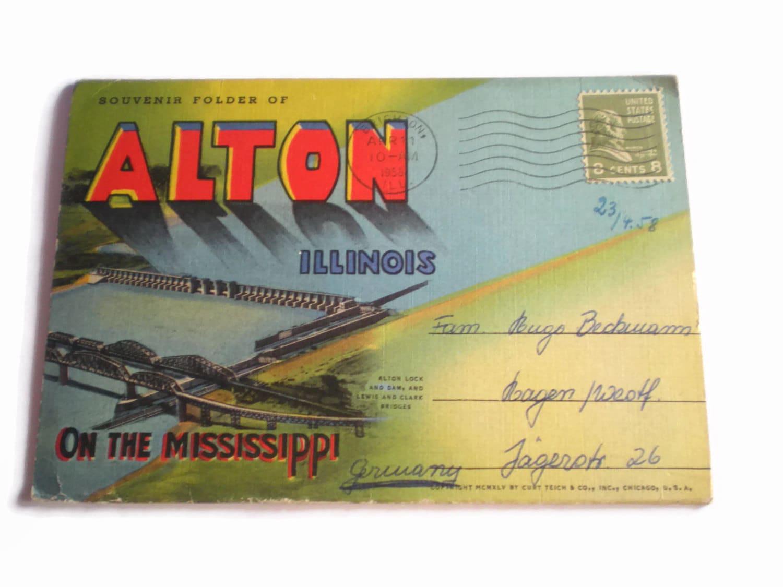 Alton, Illinois (History) on Pinterest | Illinois, Mississippi and ...