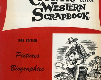 1965 13th Country and Western Scrapbook