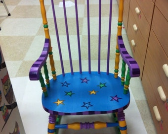 Teacher Rocking Chair