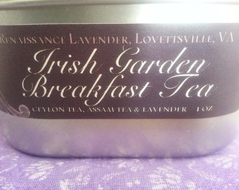 Irish Garden Lavender Breakfast Tea