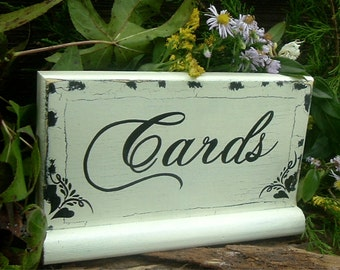 Cards Wedding Sign Wood Wedding Rustic Woodland Sign Guestbook Sign