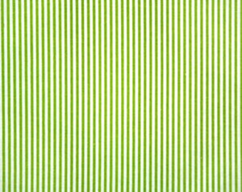 Curtains drapery panels cha rtreuse green and white stripe curtains