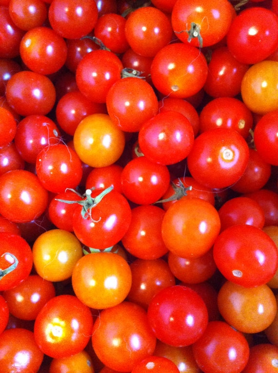 sweet million cherry tomato seeds organically grown 100 seeds. Black Bedroom Furniture Sets. Home Design Ideas