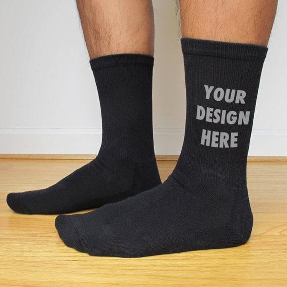 Design Your Own Dress Socks