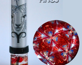 Aries Astroscope Astrology Kaleidoscope