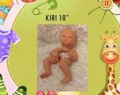 """10"""" mini  Custom Reborn Doll"""