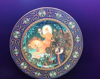 Villeroy & Boch Russian Fairy Tale Plate