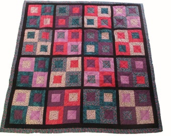 Windowpane Quilt
