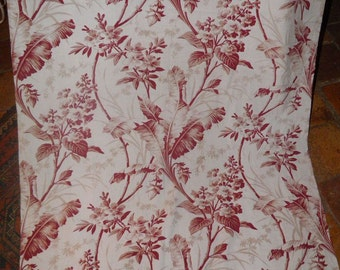 Antique faulous French fabric