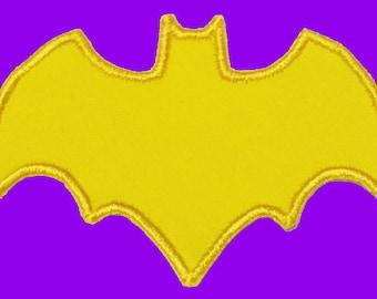 1960's Batman TV Show BATGIRL Costume patch
