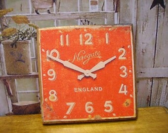 Newgate Miniature Wall Clock 1:12 scale