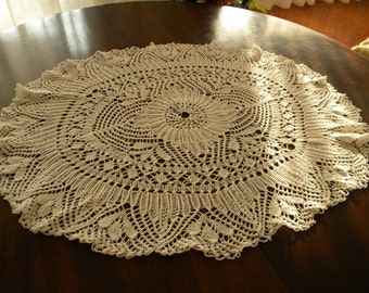 Handmade Crochet Doliy