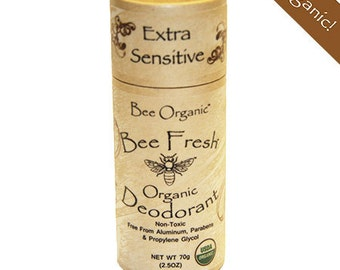 Bee Fresh Organic Deodorant Multiple Scents