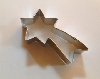 """4"""" Shooting Star Cookie Cutter"""