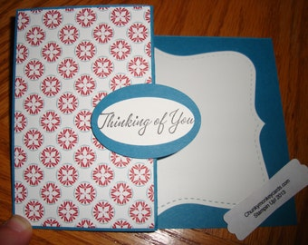 Stampin up Thinking of You Twitterpated