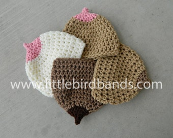 Crochet Boob Beanie, Breast Hat, Boob Hat, Breast feeding cover, Newborn Hat, Nursing Cover, Nursing Hat