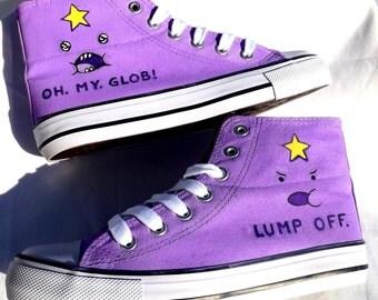 Lumpy Space Princess Shoes
