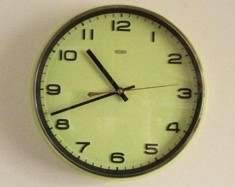 1960s Metamec Vintage Clock