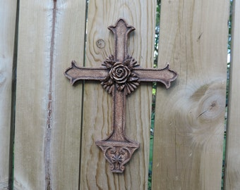 Upcycled Cross Vintage Cross