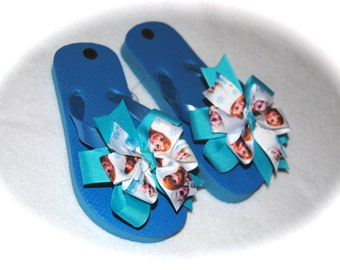 Disney's Frozen Flip Flop Sandals