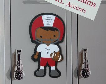 Cheerleader Locker Decoration Personalize your own Locker