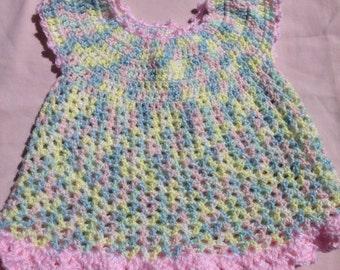 Little Sweetie dress - size 6 months