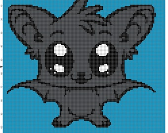 Baby Bat Blanket Pattern