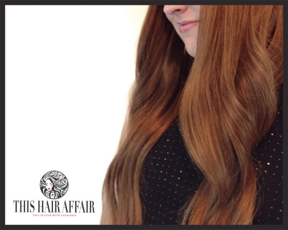 Extra Thick Pre Bonded Hair Extensions 35