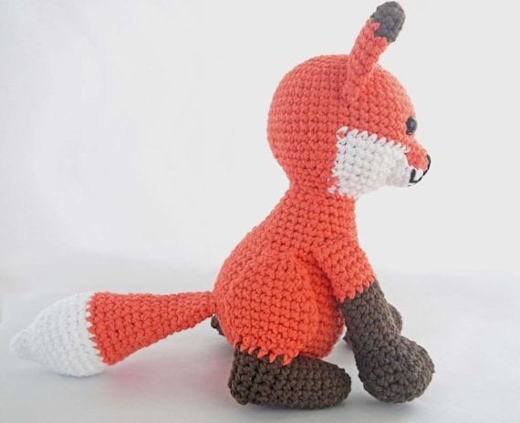 Diy Amigurumi Animals : Amigurumi Crochet Patterns: How to Crochet Amigurumi Fox ...