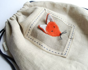 Renard / Fox curated by Faraboule on Etsy