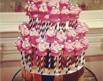 Mannequin, fashion Cake Pops