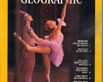 National Geographic Volume 153, No. 1, January 1978