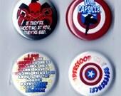MCU/Avengers Captain Amer...