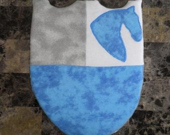 Plush Knight Shield- Soft Foam Shield