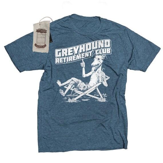Greyhound T Shirts Rescue Greyhound T-Shirt. Gre...