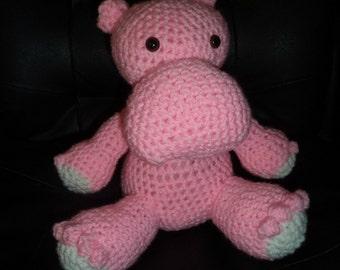Huggable Hippo