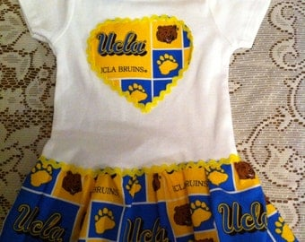 Ucla onesie dress