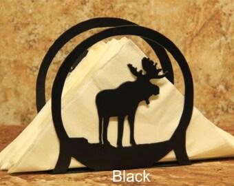 Moose Napkin Holder - Moose Letter Holder