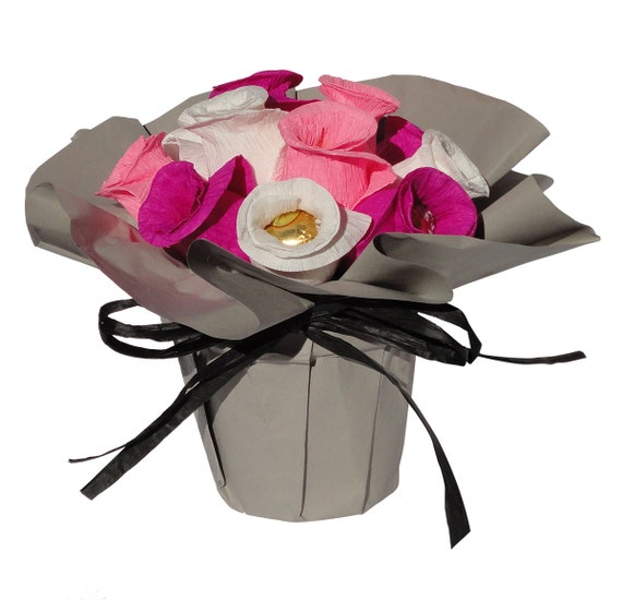 Baby Gift Edible Arrangements : Items similar to gift idea edible bouquet new baby