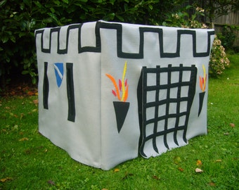 Castle Table Den /  Fabric Playhouse