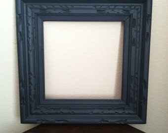Upcycled Black Wood Frame