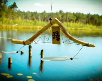 Soft dream catcher Oriental dreamcather Asian totem Tribal talisman