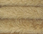 Quality 380S - Mohair - 1/6 yard (Fat) in Intercal's Color 545S-Sand.  A German Mohair Fur Fabric for Teddy Bear Making, Arts & Crafts