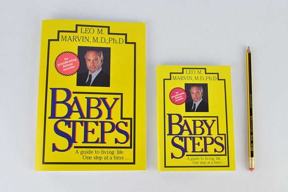 What About Bob Quotes Dr Leo Marvin: Baby Steps What About Bob Notebook Bill Murray By Bestplayever