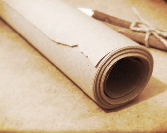 10m Kraft Paper Roll Brown Wrapping Paper Rustic Paper Christmas Gift Wrapping Wedding Wrapping Paper Roll
