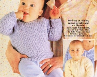 pingouin knitting pattern - Vintage   Etsy UK