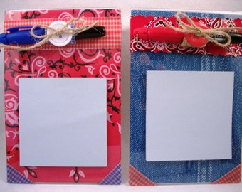 All Occasion gift Sticky Note Pad Holder